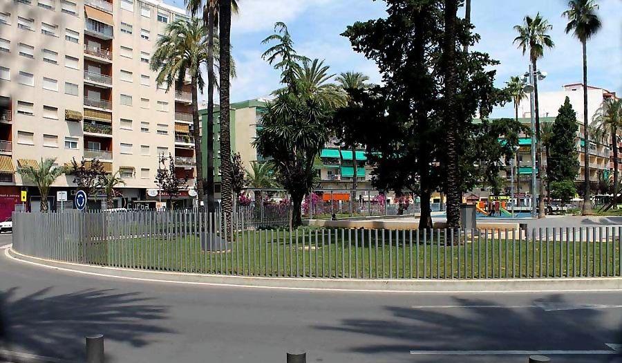 Plaça El.líptica